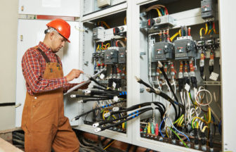 Construction of air-conditioning facilities