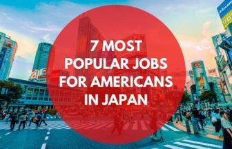 7 Most Popular Jobs for Americans in Japan | FAIR Work in Japan