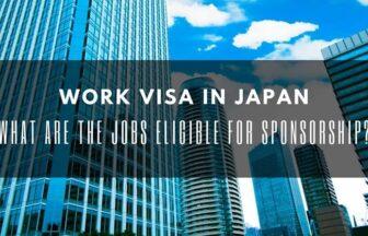 Work Visa Sponsorship in Japan | FAIR Work in Japan