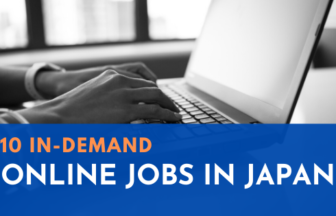 online jobs in japan